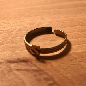 """Adjustable """"S"""" Ring"""